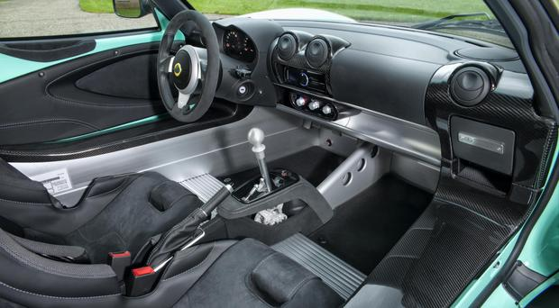 Alcantara 'leather' in cars.