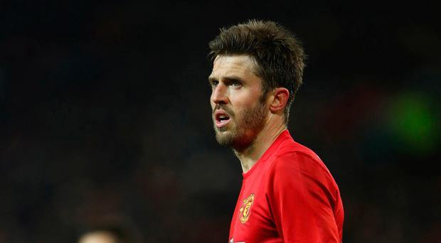Man United's Carrick targets return for CSKA match after heart procedure