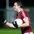Slaughtneil's Shane McGuigan (file photo)