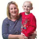 Alison Bell from Newtownabbey and her six year old son Ollie, who was diagnosed with Acute Lymphoblastic Leukaemia (ALL) last year, are calling on local people to give whatever then can to support children whose lives have been devastated by cancer. To find out more visit cancerfundforchildren.com