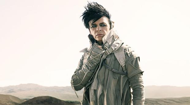 Pictured: Gary Numan