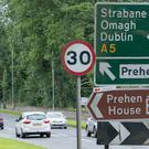 Construction on the vital A5 Western Transport Corridor scheme is set to begin in early 2018, the Department for Infrastructure has confirmed.