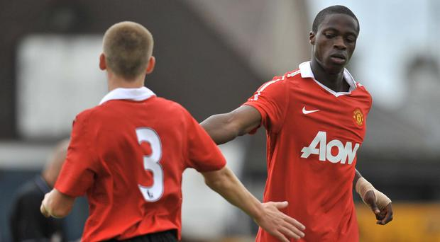 Former United youngster one of five new signings announced by Derry
