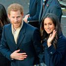 Prince Harry and Meghan Markle arrive at the Nottingham Contemporary in Nottingham, to attend a Terrence Higgins Trust World AIDS Day charity fair on their first official engagement together. PRESS ASSOCIATION Photo. Picture date: Friday December 1, 2017. Joe Giddens/PA Wire