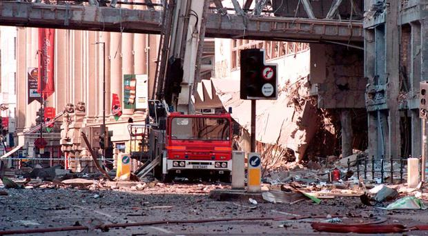 Survivors of the 1992 Manchester IRA attack say they've been forgotten