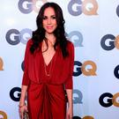 Confident: Prince Harry's fiancee, actress Meghan Markle
