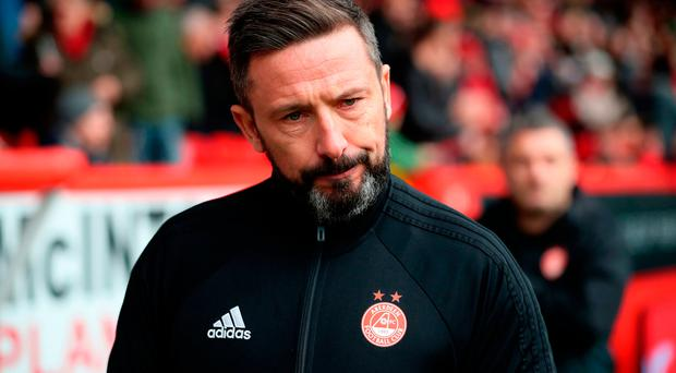 Derek McInnes hits out as Ibrox saga drags on