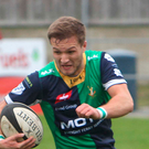 On target: Johnny McPhillips scored 17 points for Hinch