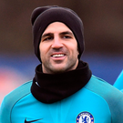 Driven: Cesc Fabregas has won over boss Antonio Conte
