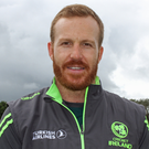Early impact: Ireland's new assistant coach Rob Cassell