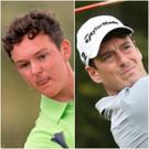 Ulster golfers John Ross Galbraith (left) and Colin Fairweather (right) have turned professional.