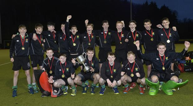 Sullivan Upper claimed their second ever McCullough Cup title on penalty strokes.