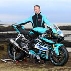 PACEMAKER, BELFAST, 6/12/2017: Alastair Seeley pictured on the North coast as it was announced Seeley will race a R6 Yamaha in EHA Racing livery at the 2018 NW200. PICTURE BY STEPHEN DAVISON