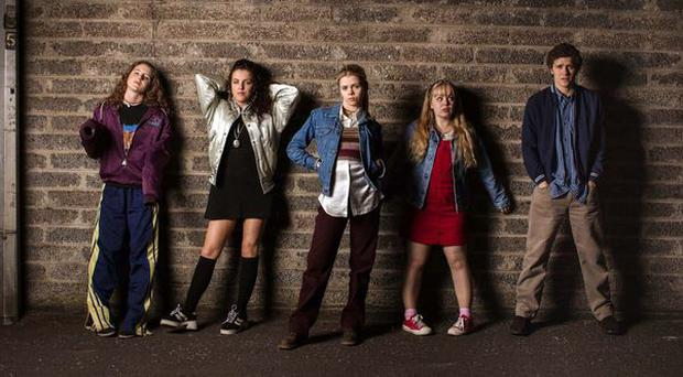 Derry Girls airs on Channel 4 on Thursday January 4. (Channel 4)