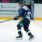 Ashley Tait will play for the Belfast Giants this weekend