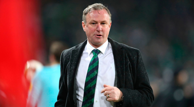 Decisions: Michael O'Neill will consider his options