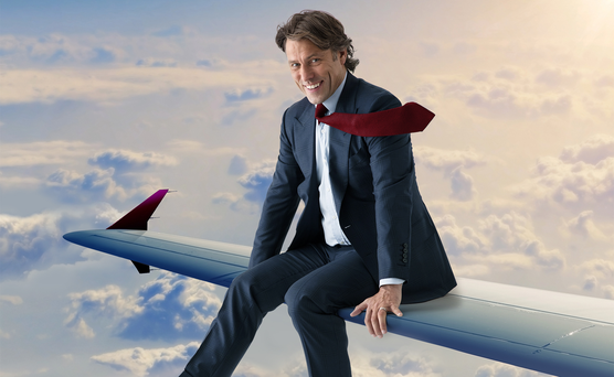 John Bishop - WINGING IT, flies into Belfast on 17th & 18th January 2018
