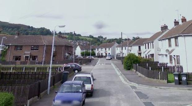 Lisbane Drive in Newtownards / Credit: Google Maps