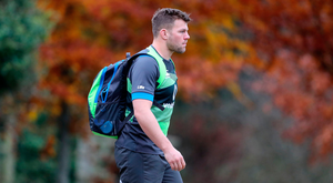 On the move: Jordi Murphy is walking away from Leinster to further his career with Ulster