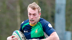 Lining out: Stuart Morrow will start for Ballynahinch