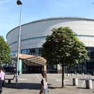 The Waterfront Hall in Belfast