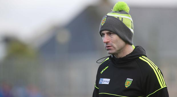 Under fire: Rory Gallagher suffered online abuse after Donegal's All-Ireland exit