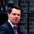 Budget boost: James Brokenshire