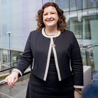 Catherine Toolan, MD of the Waterfront Hall