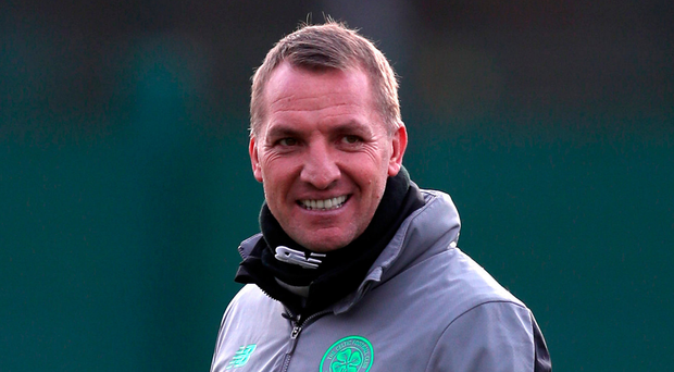 No stranger: Brendan Rodgers faced Zenit as Liverpool boss