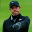 Hopefully Rory had his mitts with him for his chilly practice in Belfast today. Photo: Warren Little/Getty Images