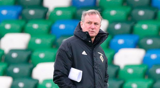 Speculation: Michael O'Neill