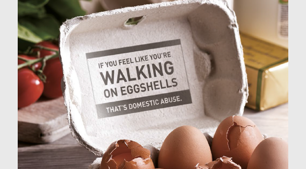 PSNI have launched their Christmas domestic abuse campaign.