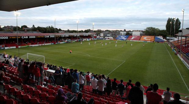 Young Shelbourne player dies after collapsing during match