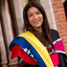 Patricia Lopez is from Venezuela, where the population have been suffering due to economic and political problems