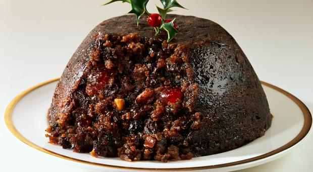 A Christmas Pudding