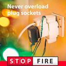 Don't overload plug sockets, warns NIFRS