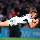 Flying high: Ulster's rising star Jacob Stockdale