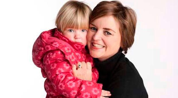 Denise Watson and daughter Beth