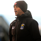 Bah humbug: Dungannon Swifts boss Rodney McAree