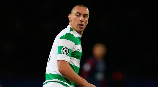 Head Bhoy: Scott Brown has been at Celtic since 2007