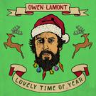 Belfast singer Owen Lamont has released his Christmas single.