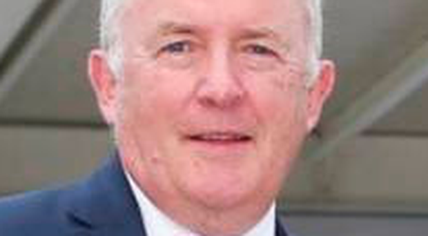 Applegreen's chief executive Bob Etchingham