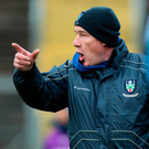 Fresh challenge: Eamon McEneaney has taken charge of St Patrick's, Cullyhanna