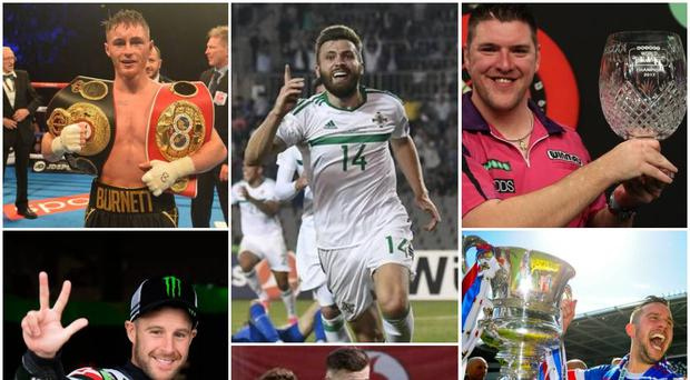 There are plenty of big 2017 moments to choose from. Which one is your favourite?