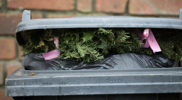 Christmas brings changes to bin collections and public transport.