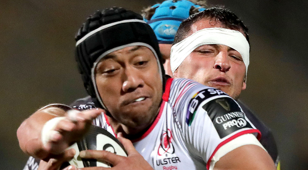 End game: Christian Leali'ifano's short-term Ulster deal is coming to an end
