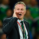 In with a shout: Michael O'Neill