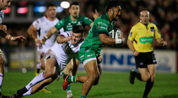 Connacht smashed Ulster at Galway's Sportsground. (Photo by Harry Murphy/Getty Images)