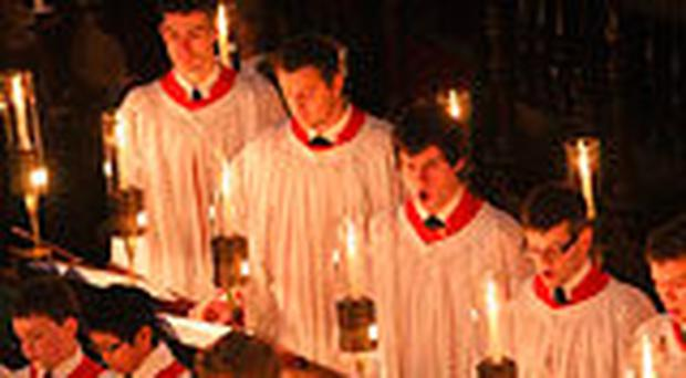 Broadcasting the Christmas Eve carols from King's College is a BBC tradition