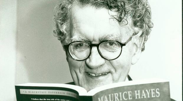 Respected: Dr Maurice Hayes